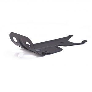 Aluminium Sump Plate – Black Anodised
