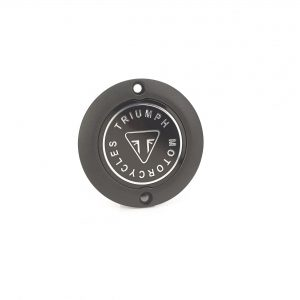 Black Clutch Badge
