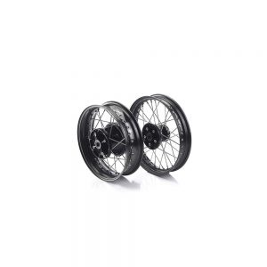 Black Wheels (A9648040)