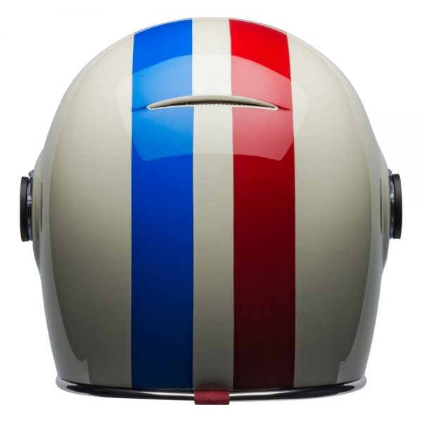 1548940523-08141600.jpg-Bell Cruiser 2019 Bullitt DLX Adult Helmet (Command Vintage White/Red/Blue)