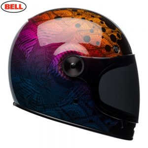 Bell Cruiser 2018 Bullitt SE Adult Helmet (Hart Luck Metallic Bubbles)