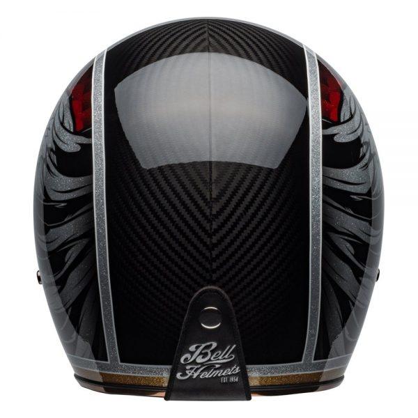 1548940580-36974400.jpg-Bell Cruiser 2019 Custom 500 Carbon Adult Helmet (Osprey Black/Yellow)