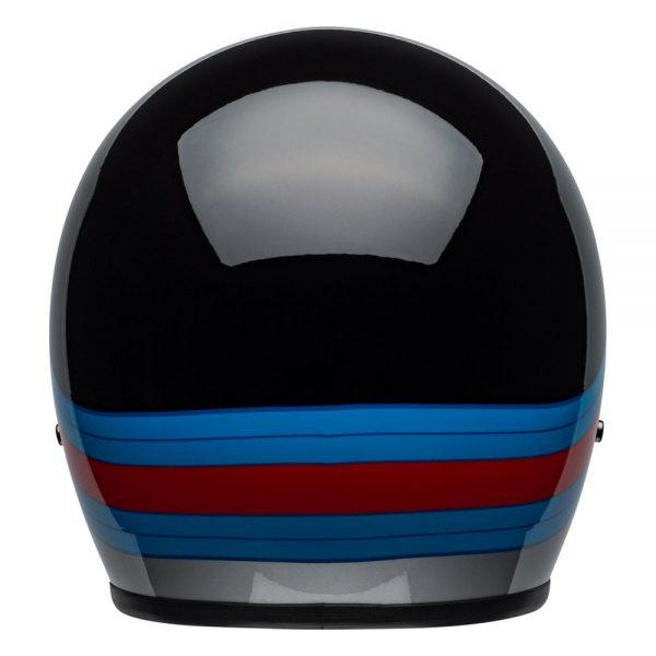 1548940659-85227800.jpg-Bell Cruiser 2019 Custom 500 DLX Adult Helmet (Pulse Black/Blue/Red)