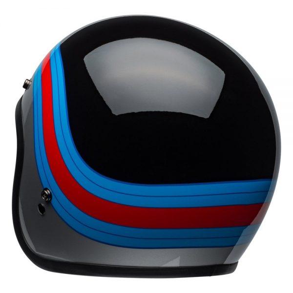1548940669-66714500.jpg-Bell Cruiser 2019 Custom 500 DLX Adult Helmet (Pulse Black/Blue/Red)