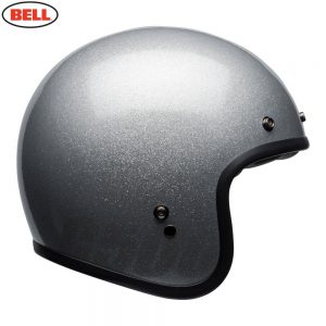 Bell Cruiser 2018 Custom 500 Adult Helmet (Flake Silver)