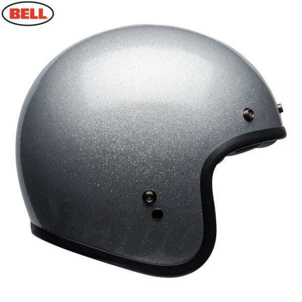 1548940674-00878400.jpg-Bell Cruiser 2018 Custom 500 Adult Helmet (Flake Silver)
