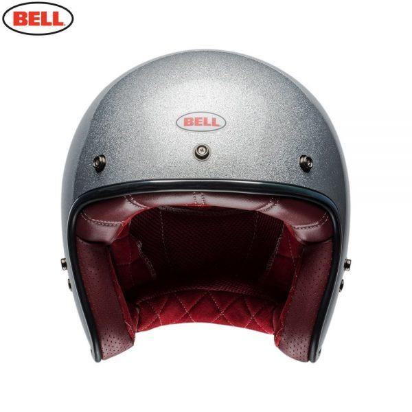 1548940678-27612300.jpg-Bell Cruiser 2018 Custom 500 Adult Helmet (Flake Silver)