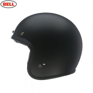 Bell Cruiser 2018 Custom 500 Adult Helmet (Solid Matte Black)
