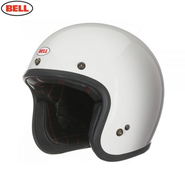 1548940706-58682500.jpg-Bell Cruiser 2017 Custom 500 Adult Helmet (Solid Vintage White)