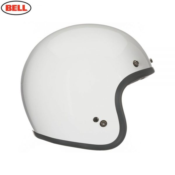 1548940710-05465600.jpg-Bell Cruiser 2017 Custom 500 Adult Helmet (Solid Vintage White)