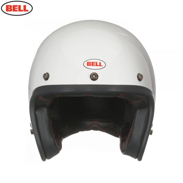 1548940711-85226800.jpg-Bell Cruiser 2017 Custom 500 Adult Helmet (Solid Vintage White)