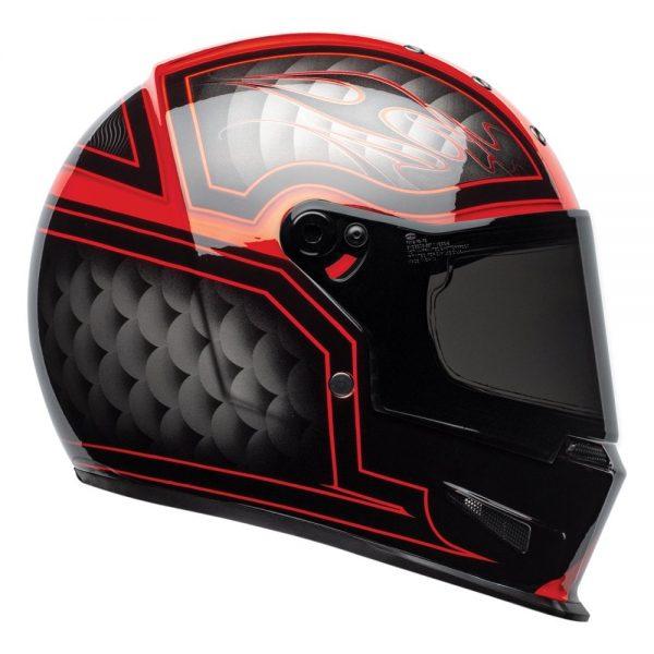 1548940719-72013800.jpg-Bell Cruiser 2019 Eliminator Adult Helmet (Outlaw Black/Red)