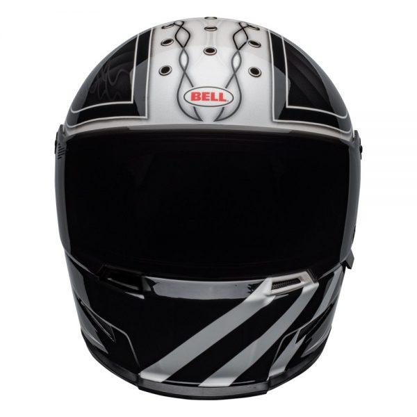1548940727-09498500.jpg-Bell Cruiser 2019 Eliminator Adult Helmet (Outlaw Black/White)