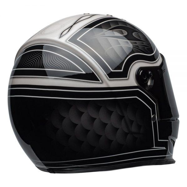 1548940738-74334900.jpg-Bell Cruiser 2019 Eliminator Adult Helmet (Outlaw Black/White)