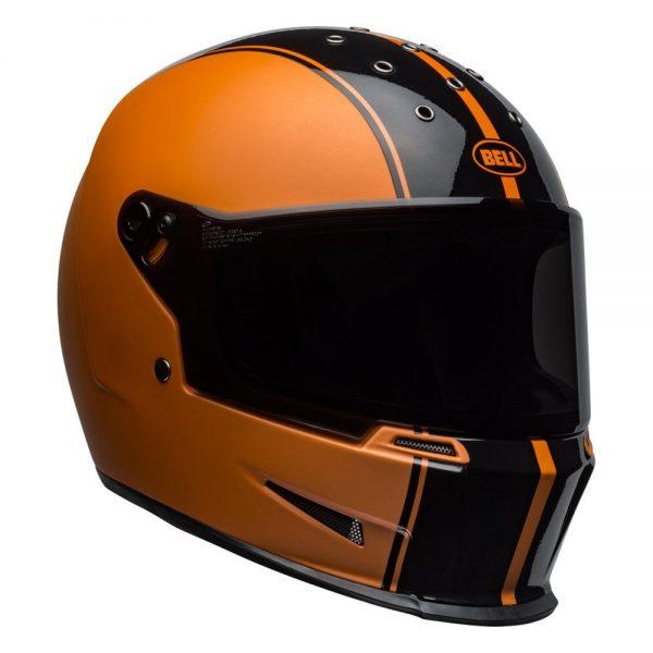 1548940758-43804300.jpg-Bell Cruiser 2019 Eliminator Adult Helmet (Rally Matte/Gloss Black/Metallic Orange)
