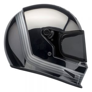 Bell Cruiser 2019 Eliminator Adult Helmet (Spectrum Matte Black/Chrome)