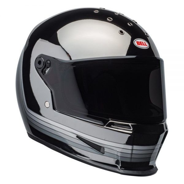 1548940820-43416000.jpg-Bell Cruiser 2019 Eliminator Adult Helmet (Spectrum Matte Black/Chrome)