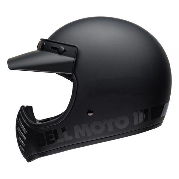 1548940844-47667000.jpg-Bell Cruiser 2019 Moto 3 Adult Helmet (Blackout Matte/Gloss Black)