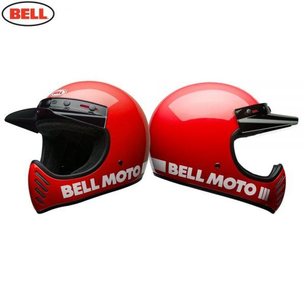 1548940866-78259100.jpg-Bell Cruiser 2018 Moto 3 Adult Helmet (Classic Red)