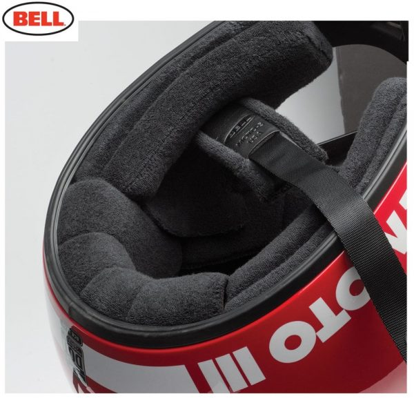 1548940872-15226700.jpg-Bell Cruiser 2018 Moto 3 Adult Helmet (Classic Red)