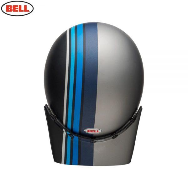 1548940894-31933900.jpg-Bell Cruiser 2018 Moto 3 Adult Helmet (Stripes Silver/Black/Blue)