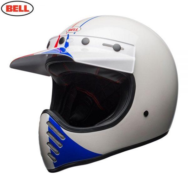 1548940901-70095600.jpg-Bell Cruiser 2018.1 Moto 3 Adult Helmet (Ace Cafe GP 66 White/Blue/Red)