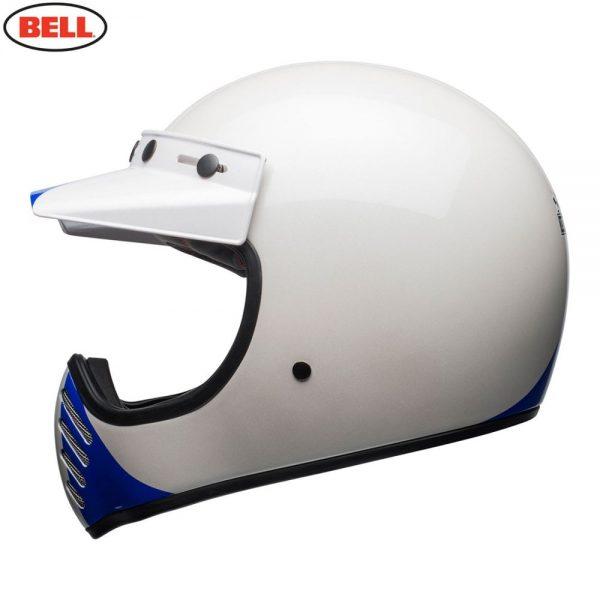 1548940903-61489500.jpg-Bell Cruiser 2018.1 Moto 3 Adult Helmet (Ace Cafe GP 66 White/Blue/Red)