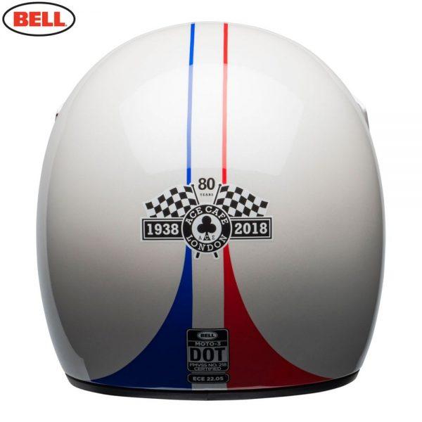 1548940907-69887000.jpg-Bell Cruiser 2018.1 Moto 3 Adult Helmet (Ace Cafe GP 66 White/Blue/Red)