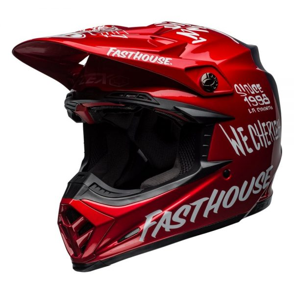 1548940913-25197900.jpg-Bell MX 2019 Moto-9 Flex Adult Helmet (Fasthouse Day In The Dirt Red/Navy)
