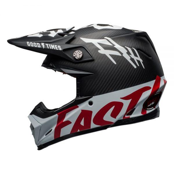 1548940935-11450000.jpg-Bell MX 2019 Moto-9 Flex Adult Helmet (Fasthouse WRWF Black/White/Red)