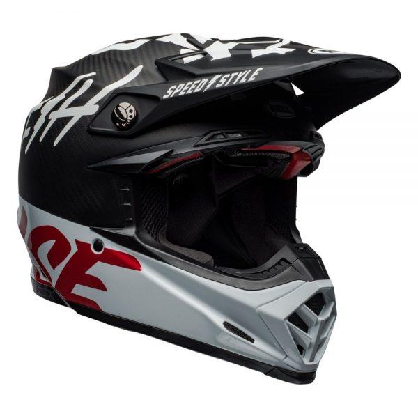 1548940937-43010900.jpg-Bell MX 2019 Moto-9 Flex Adult Helmet (Fasthouse WRWF Black/White/Red)