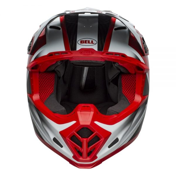 1548940971-81669800.jpg-Bell MX 2019 Moto-9 Flex Adult Helmet (Hound Red/White/Black)