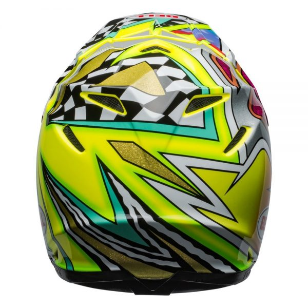 1548941005-86260600.jpg-Bell MX 2019 Moto-9 Flex Adult Helmet (Tagger Mayhem Green/Black/White)