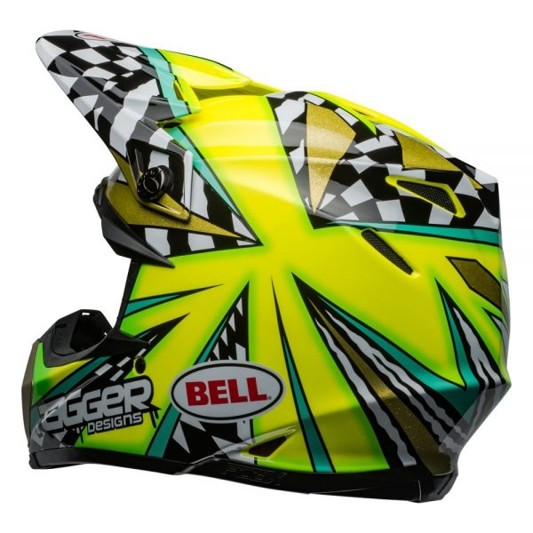 1548941015-83654900.jpg-Bell MX 2019 Moto-9 Flex Adult Helmet (Tagger Mayhem Green/Black/White)