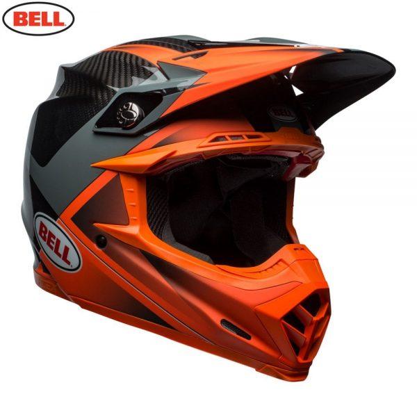 1548941039-94726900.jpg-Bell MX 2018 Moto-9 Flex Adult Helmet (Hound Orange/Charcoal)