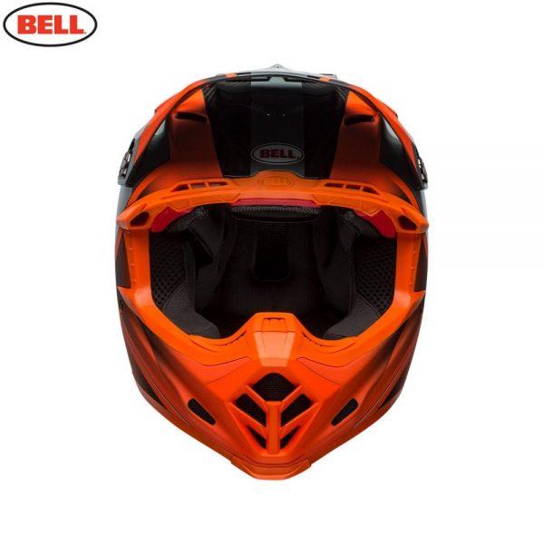 1548941042-51917600.jpg-Bell MX 2018 Moto-9 Flex Adult Helmet (Hound Orange/Charcoal)