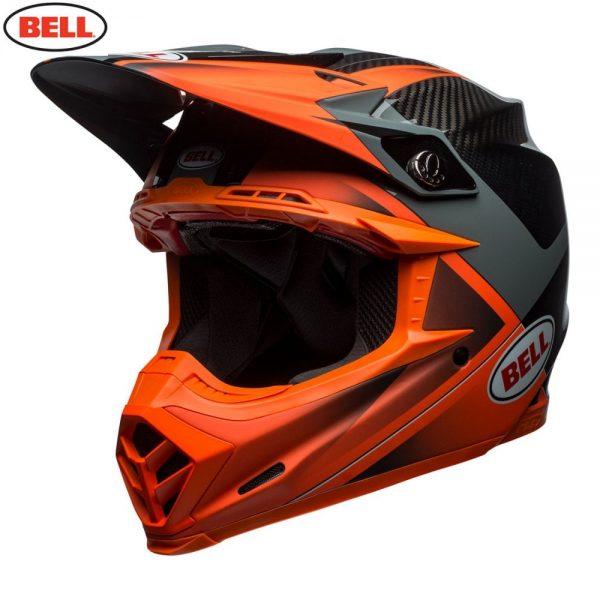 1548941044-55289400.jpg-Bell MX 2018 Moto-9 Flex Adult Helmet (Hound Orange/Charcoal)