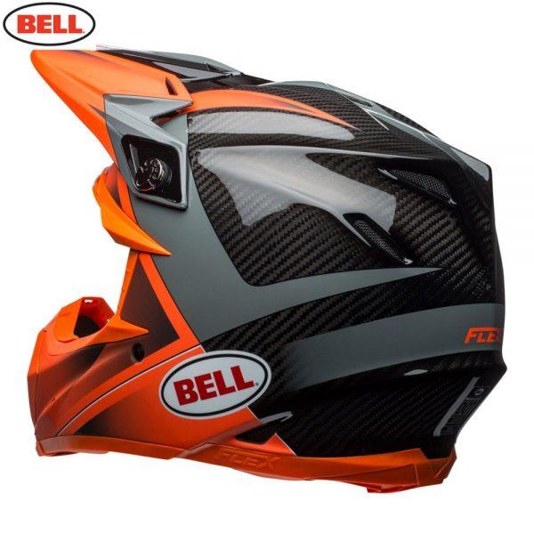 1548941049-18528000.jpg-Bell MX 2018 Moto-9 Flex Adult Helmet (Hound Orange/Charcoal)