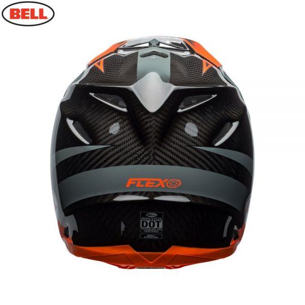 1548941051-38395900.jpg-Bell MX 2018 Moto-9 Flex Adult Helmet (Hound Orange/Charcoal)