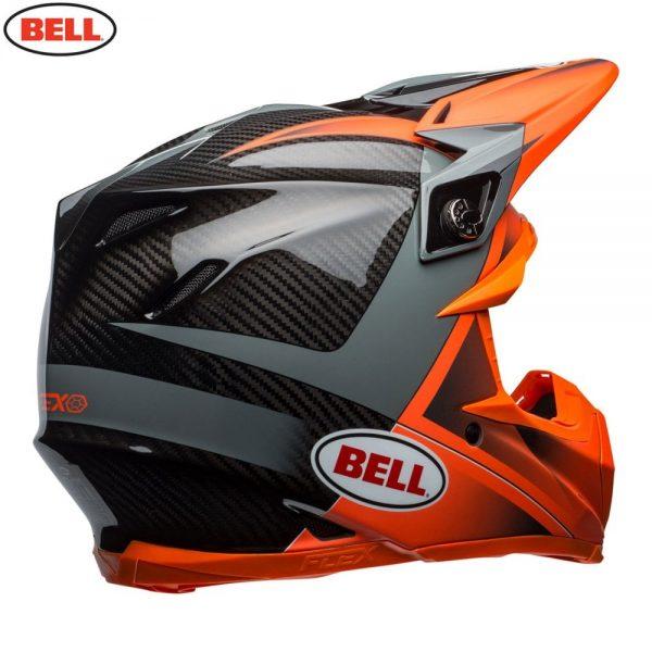 1548941053-38406600.jpg-Bell MX 2018 Moto-9 Flex Adult Helmet (Hound Orange/Charcoal)