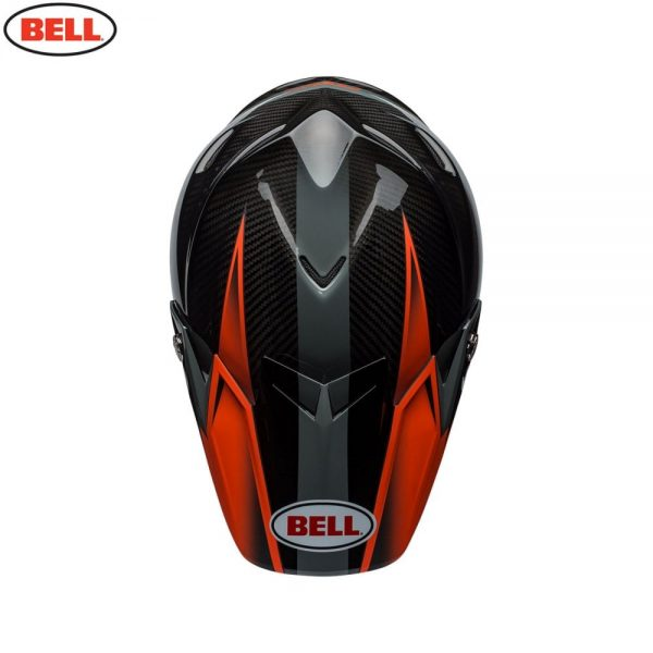 1548941055-75725900.jpg-Bell MX 2018 Moto-9 Flex Adult Helmet (Hound Orange/Charcoal)