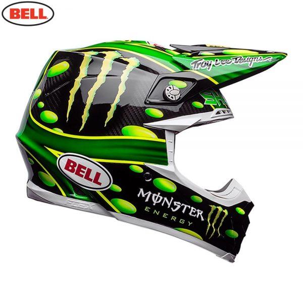1548941058-15847900.jpg-Bell MX 2018 Moto-9 Flex Adult Helmet (Mcgrath Monster Green/Black)
