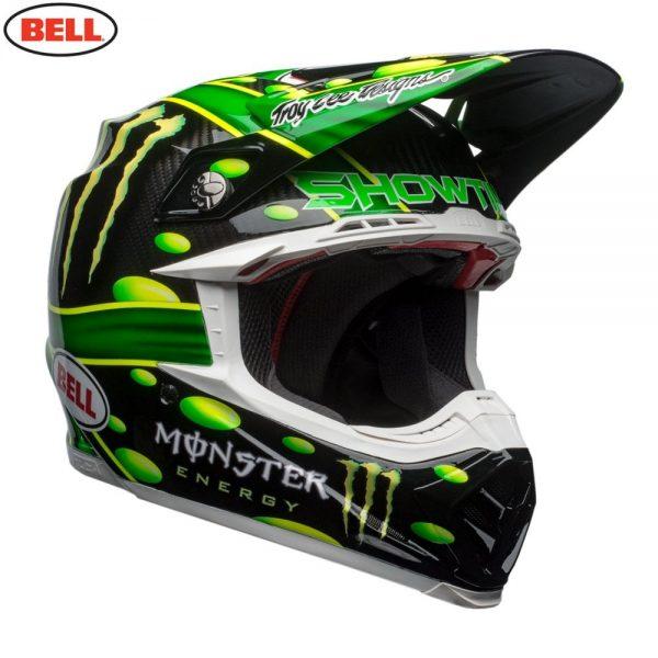 1548941060-74706700.jpg-Bell MX 2018 Moto-9 Flex Adult Helmet (Mcgrath Monster Green/Black)