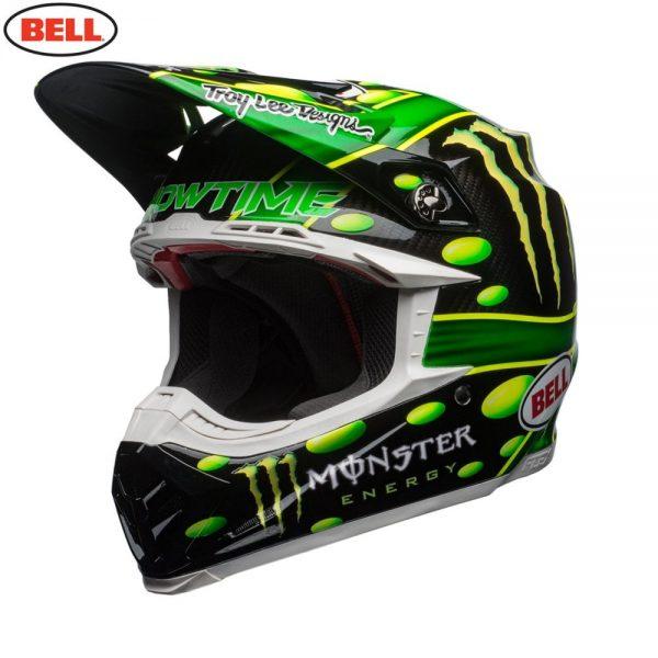 1548941065-94039600.jpg-Bell MX 2018 Moto-9 Flex Adult Helmet (Mcgrath Monster Green/Black)