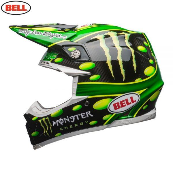 1548941067-78864000.jpg-Bell MX 2018 Moto-9 Flex Adult Helmet (Mcgrath Monster Green/Black)