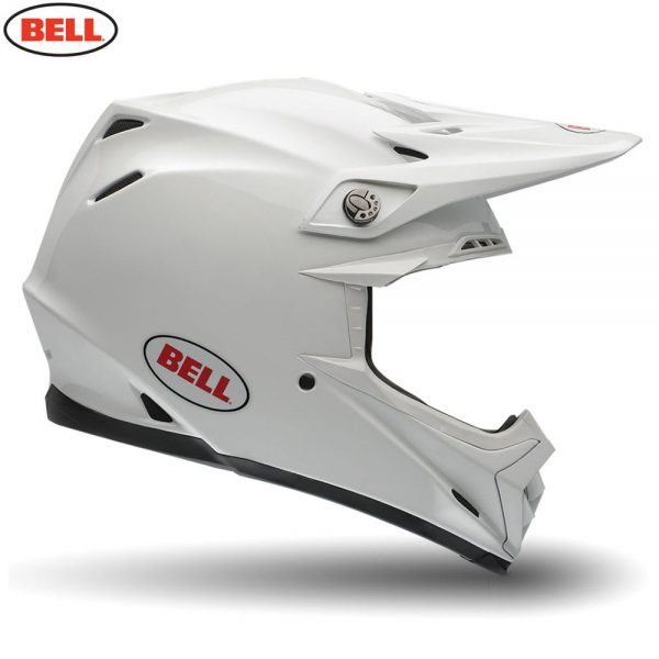1548941080-45719800.jpg-Bell MX 2018 Moto-9 Flex Adult Helmet (Solid White)
