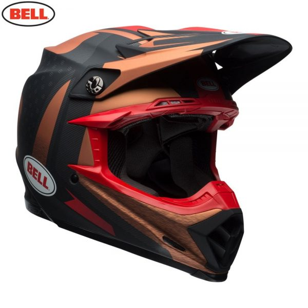1548941104-50996900.jpg-Bell MX 2018 Moto-9 Flex Adult Helmet (Vice Copper/Black)