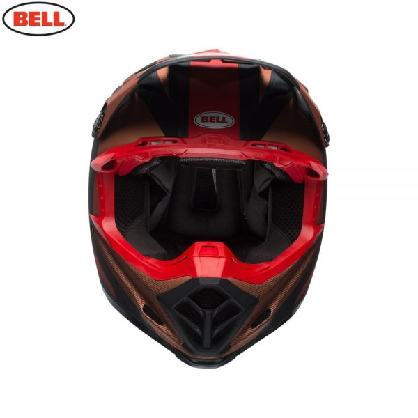 1548941106-70175800.jpg-Bell MX 2018 Moto-9 Flex Adult Helmet (Vice Copper/Black)