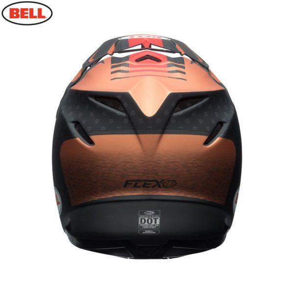 1548941115-35188500.jpg-Bell MX 2018 Moto-9 Flex Adult Helmet (Vice Copper/Black)