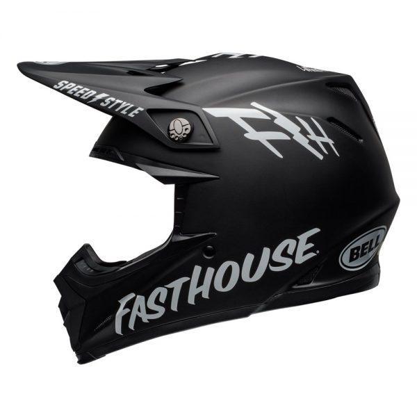 1548941163-29697100.jpg-Bell MX 2019 Moto-9 Mips Adult Helmet (Fasthouse Black/White)